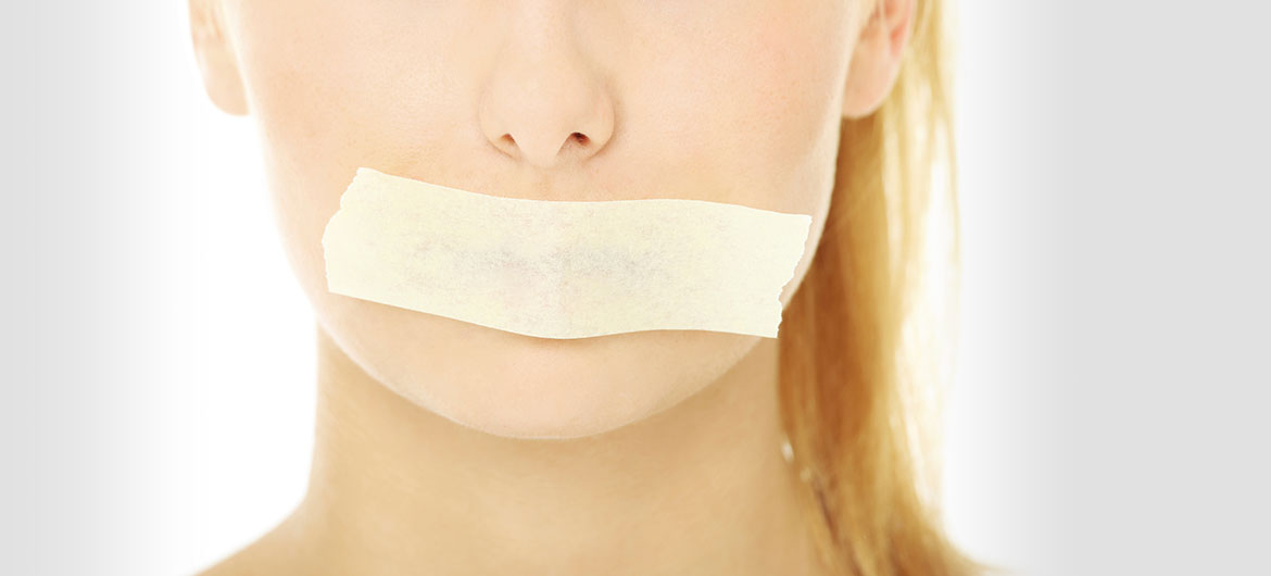The First Amendment and students: Speak up or shut up?