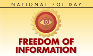 National Freedom of Information Day