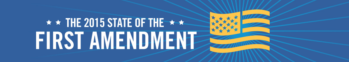 2015 State of the First Amendment