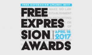 2017 Free Expression Awards