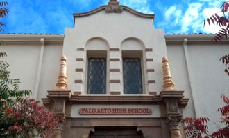 Palo Alto High School in Palo Alto, Calif.