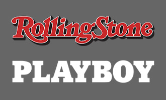 Rolling Stone and Playboy
