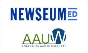 NewseumED and American Association of University Women
