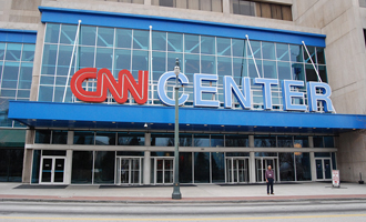 CNN Atlanta headquarters