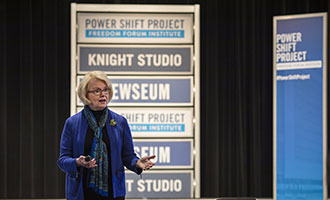 Jill Geisler, Power Shift, Summit 2.0
