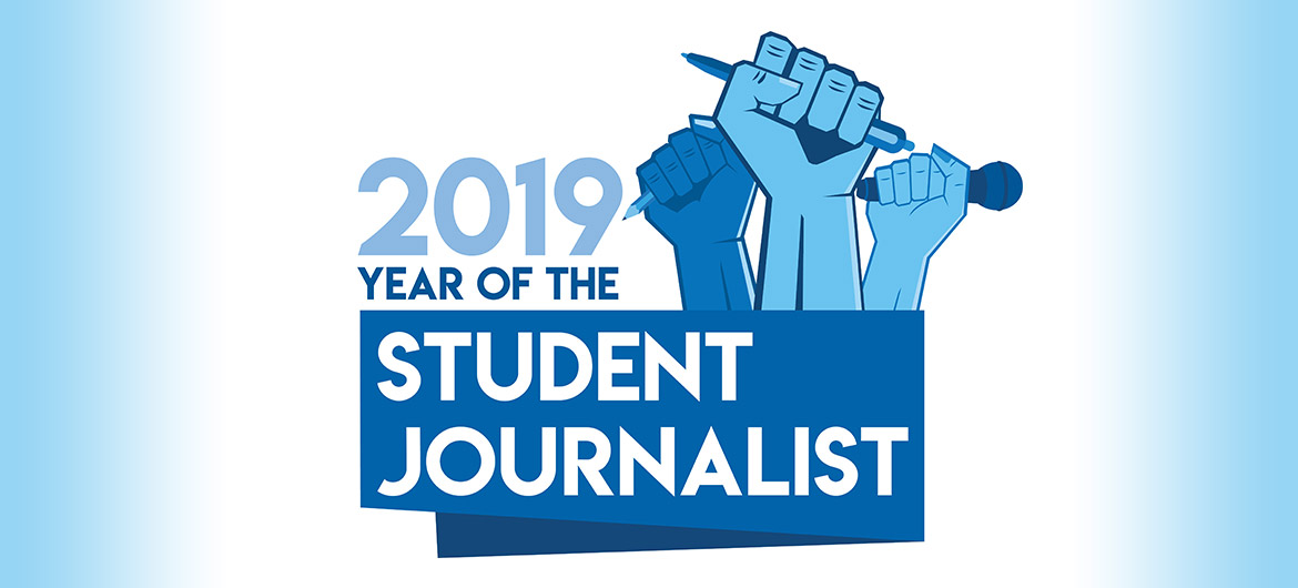 Year of the Student Journalist
