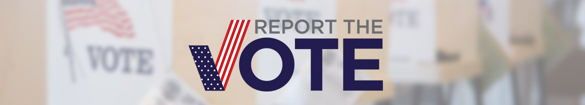 Report the Vote