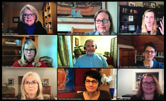 COVID-19: Health, Science and Business Writers on Covering the Pandemic